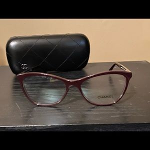 Chanel Mother of Pearl Glasses